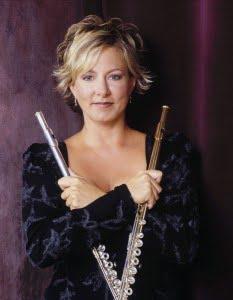 Susan Hoeppner, flute