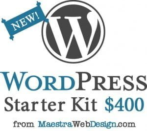 Find out about Maestra's New WordPress Starter Kit!